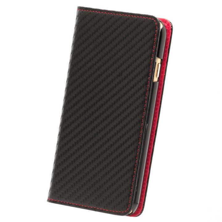 ターミネーター7 手帳型レザーケース ブラック iPhone 7