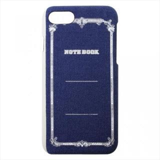 ツバメノート ジャケットケース ネイビー iPhone 7