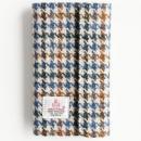 Harris Tweed 手帳型ケース SECURE  ブルーハウンドトゥース iPhone 6s/6