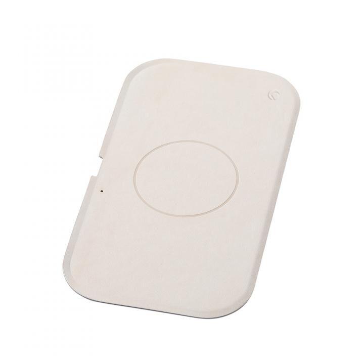 Wireless Charging Tray クリームベージュ【2月上旬】_0