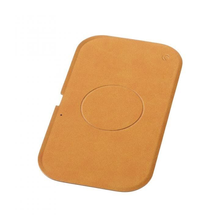 Wireless Charging Tray キャメルブラウン【12月上旬】_0