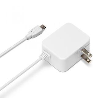 Quick Charge 2.0対応 microUSB AC充電器 2A ホワイト