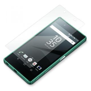 Premium Style 液晶保護フィルム 衝撃吸収 光沢 Xperia Z5_1