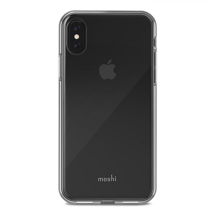 【iPhone Xケース】moshi Vitros クリア iPhone X_0