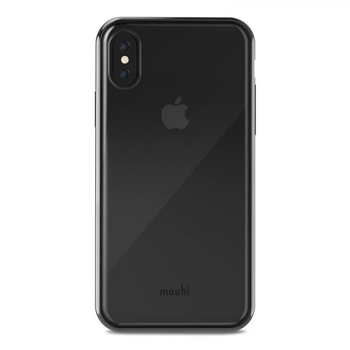 【iPhone Xケース】moshi Vitros ブラック iPhone X_0