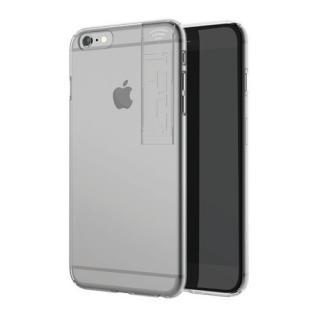 iPhone6s Plus/6 Plus ケース WiFiブースター LINKASE クリア with WiFi スペースグレイ iPhone 6s Plus/6 Plus