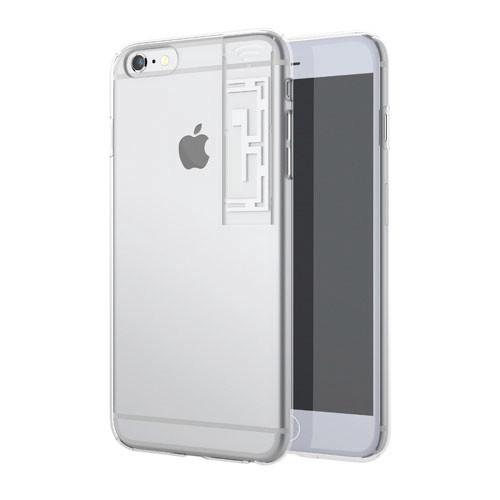 iPhone6s Plus/6 Plus ケース WiFiブースター LINKASE クリア with WiFi シルバー iPhone 6s Plus/6 Plus_0