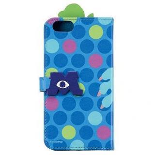 【iPhone6ケース】ディズニー ダイカット手帳型ケース サリーマイク iPhone 6ケース_2