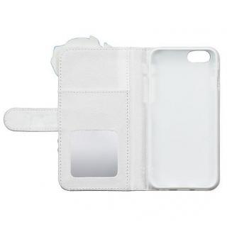【iPhone6ケース】ディズニー ダイカット手帳型ケース エルサ iPhone 6ケース_3