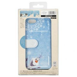 【iPhone6ケース】ディズニー ダイカット手帳型ケース エルサ iPhone 6ケース_5