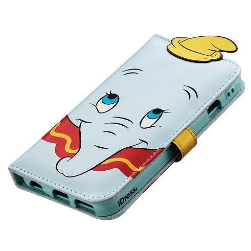 【iPhone6ケース】ディズニー ダイカット手帳型ケース ダンボティモシー iPhone 6ケース_0