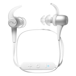 Bluetoothワイヤレスイヤホン NuForce/Optoma BE Sport3 シルバー