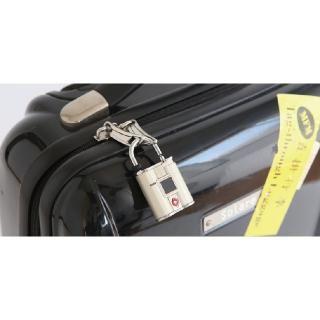 スマート指紋認証ロック TouchLock TSA ブラック_2