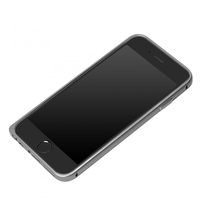 iPhone6s/6 ケース Premium Style アルミバンパー  ブラック iPhone 6s/6_0