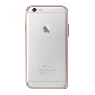 【iPhone6s/6ケース】Premium Style アルミバンパー  ピンクゴールド iPhone 6s/6_1