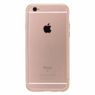 [2018新生活応援特価]クリスタルアーマー メタルバンパー ローズゴールド iPhone 6s Plus/6 Plus