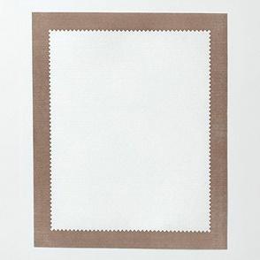 和紙懐紙 クリーナーフレーム ブラウン_0