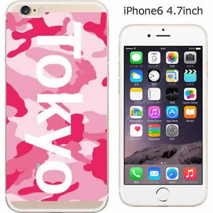 【iPhone6ケース】ハードケース iglno iglno. ボックスプリント(Tokyo)/ピンク iPhone 6ケース_0