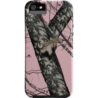 タフ モッシー オーク  ピンク ブレイクアップ ブラック iPhone SE/5s/5ケース