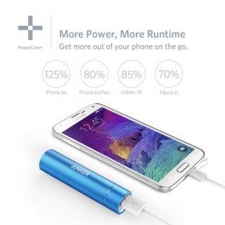 [3350mAh]Anker PowerCore+ mini スティック型モバイルバッテリー ブルー_3