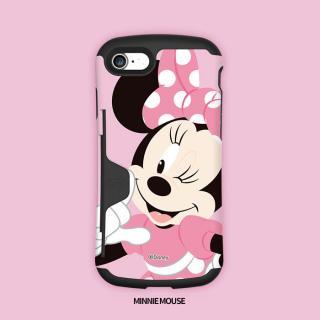 PhoneFoam Golf Original ディズニー カードスロット搭載ハードケース ミニーマウス iPhone 8/7