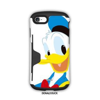 PhoneFoam Golf Original ディズニー カードスロット搭載ハードケース  ドナルドダック iPhone 8/7