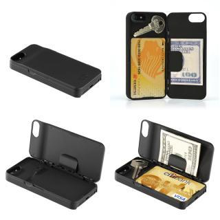 【iPhone SE/5s/5ケース】カード収納・マネークリップ機能搭載『iLID Wallet Case  iPhone SE/5s/5』_1