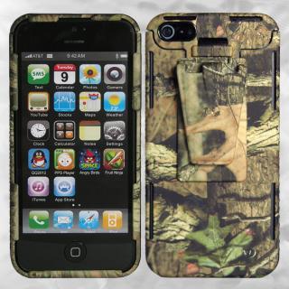 コネクトケース  iPhone5 mossy oak