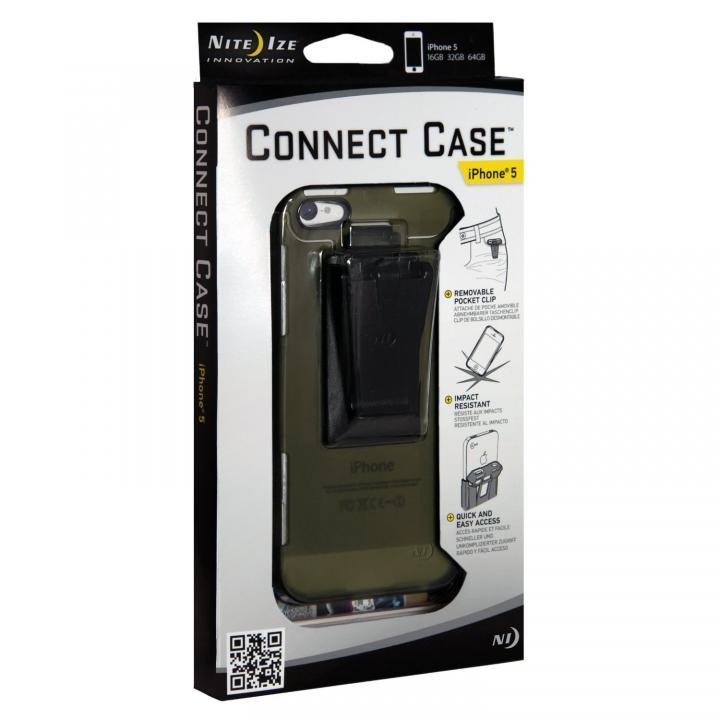 コネクトケース  iPhone 5 olive