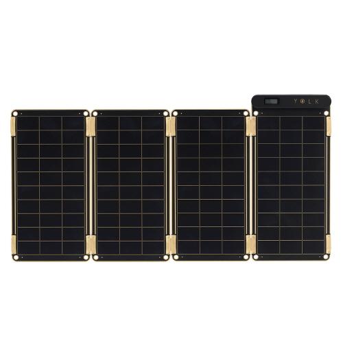 YOLK ソーラー充電器 Solar Paper 10W_0