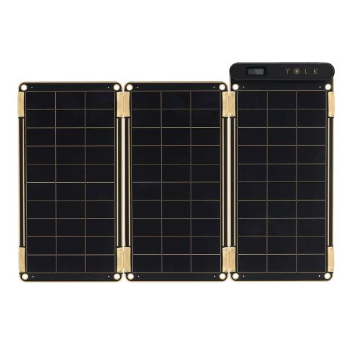 YOLK ソーラー充電器 Solar Paper 7.5W_0