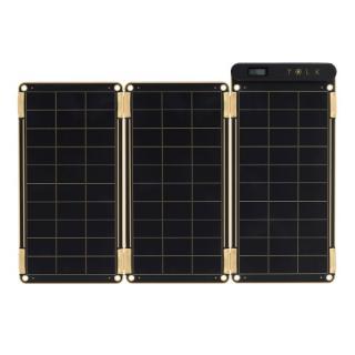 YOLK ソーラー充電器 Solar Paper 7.5W