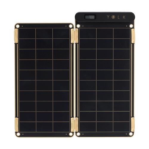 YOLK ソーラー充電器 Solar Paper 5W_0