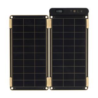 YOLK ソーラー充電器 Solar Paper 5W
