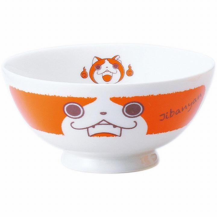 妖怪ウォッチ 茶碗(ジバニャン・シンプル)
