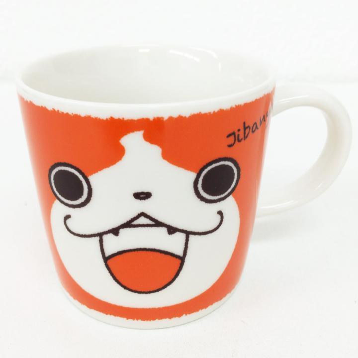 妖怪ウォッチ ジバニャン マグカップ (シンプル)_0