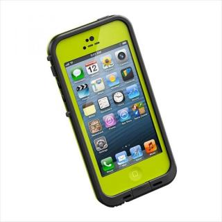 【iPhone SE/5s/5ケース】LifeProof iPhone5 Lime