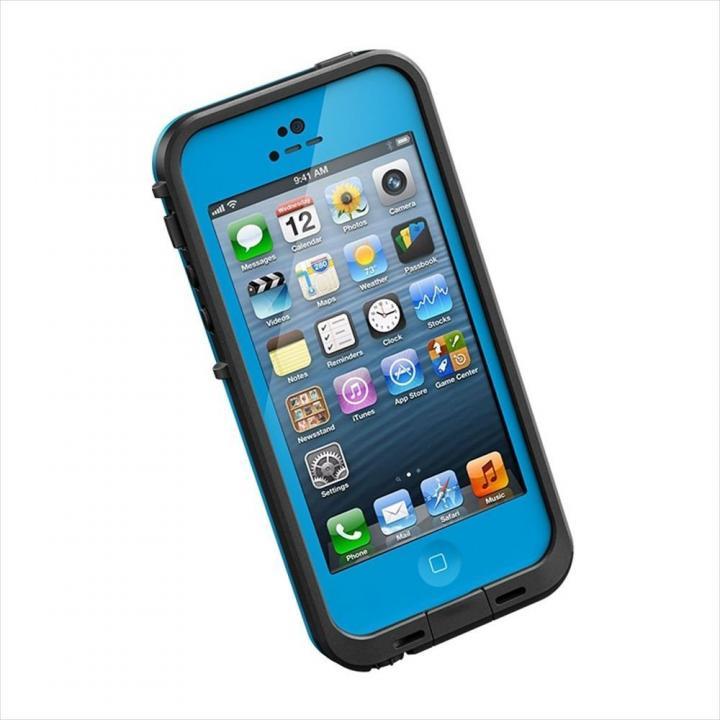 iPhone SE/5s/5 ケース LifeProof iPhone5 Cyan_0