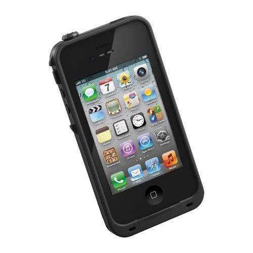 LifeProof iPhone4s/4  GEN2 Black_0