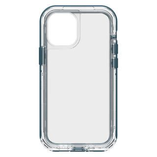 iPhone 12 mini (5.4インチ) ケース LIFEPROOF NEXT Series 防塵・防雪・耐衝撃ケース CLEAR LAKE iPhone 12 mini