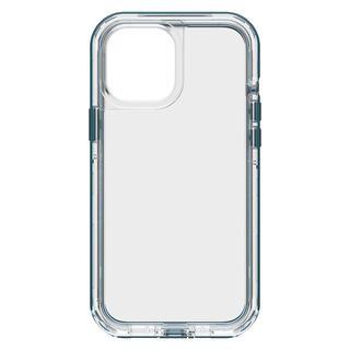 iPhone 12 Pro Max (6.7インチ) ケース LIFEPROOF NEXT Series 防塵・防雪・耐衝撃ケース CLEAR LAKE iPhone 12 Pro Max