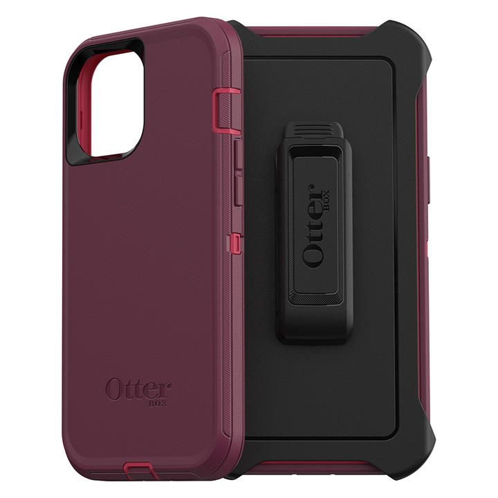 OtterBox Defender Series BERRY POTION iPhone 12 Pro Max_0