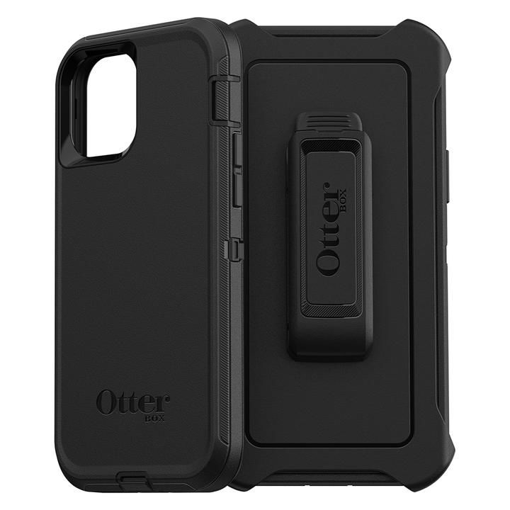 OtterBox Defender Series BLACK iPhone 12/12 Pro_0