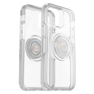 iPhone 12 mini (5.4インチ) ケース OtterBox Otter + Pop Symmetry Clear Series CLEAR iPhone 12 mini