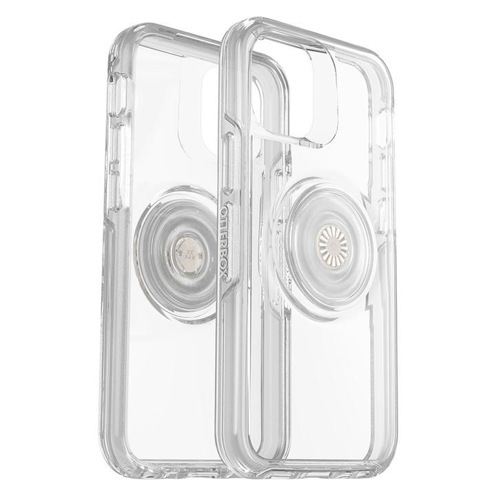OtterBox Otter + Pop Symmetry Clear Series CLEAR iPhone 12 mini_0