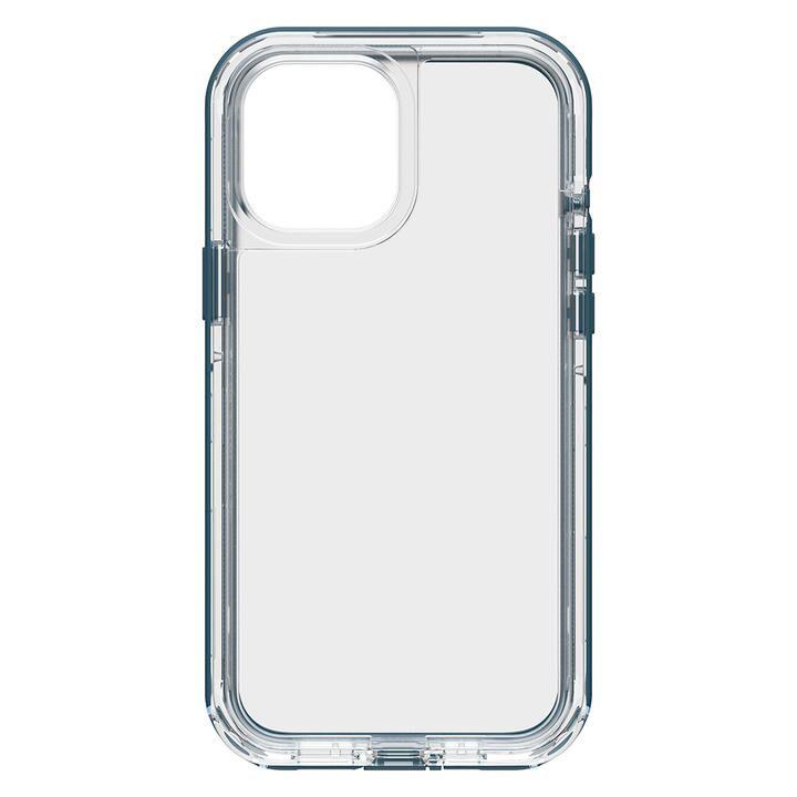 LIFEPROOF NEXT Series 防塵・防雪・耐衝撃ケース CLEAR LAKE iPhone 12 Pro Max_0