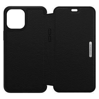 iPhone 12 Pro Max (6.7インチ) ケース OtterBox Symmetry Leather Folio Series SHADOW  iPhone 12 Pro Max