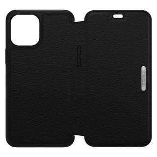 iPhone 12 Pro Max (6.7インチ) ケース OtterBox Symmetry Leather Folio Series SHADOW  iPhone 12 Pro Max【11月上旬】