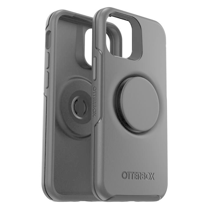 OtterBox Otter + Pop Symmetry Series BLACK  iPhone 12 mini【5月中旬】_0
