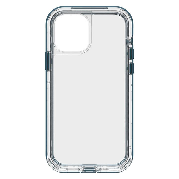 LIFEPROOF NEXT Series 防塵・防雪・耐衝撃ケース CLEAR LAKE iPhone 12/12 Pro_0